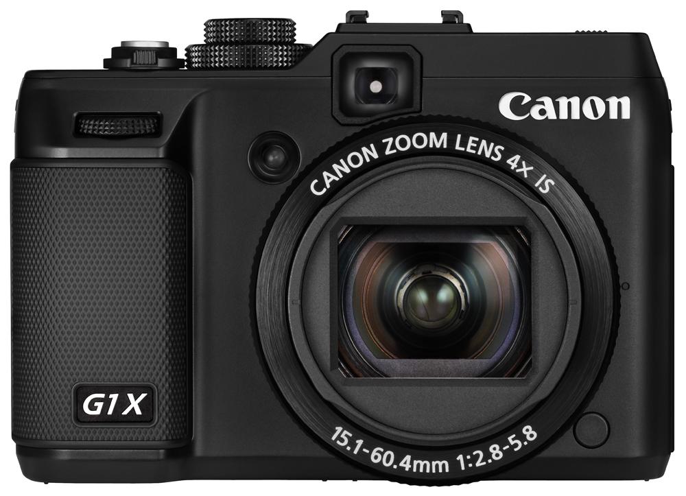 Test av Canon Powershot G1 X