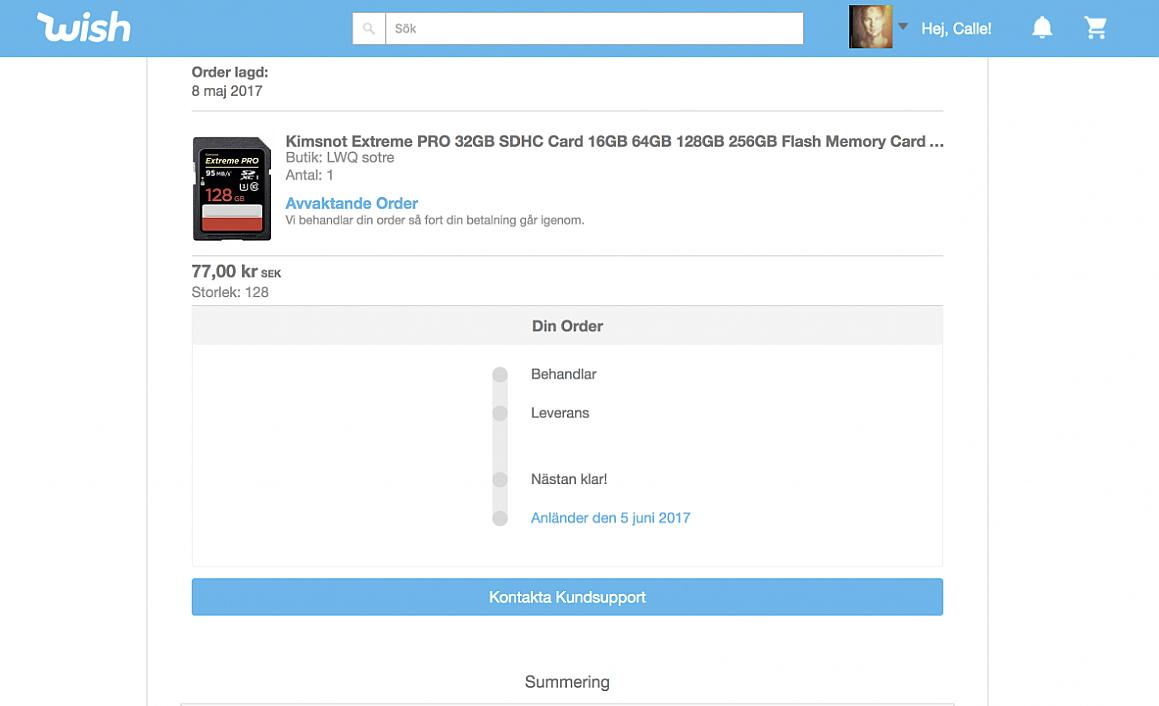 96a7c022d757 Fejkade minneskort: Vi beställer från Wish | Kamera & Bild