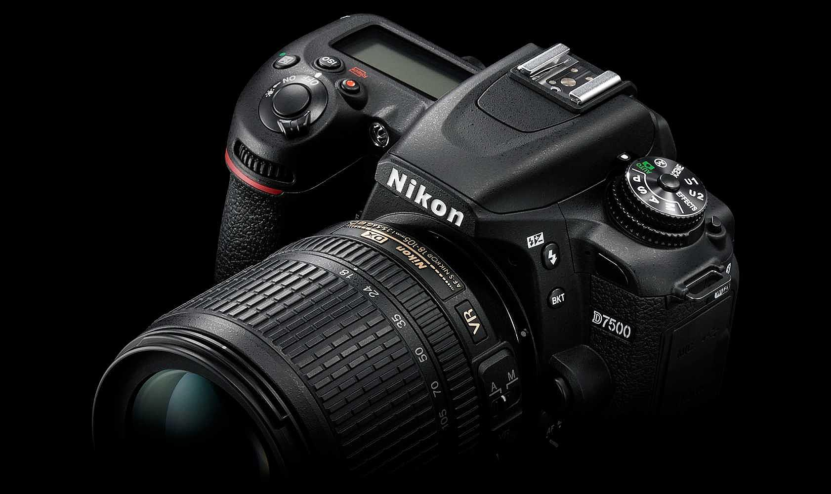 Test: Nikon D7500 – snabba förfiningar | Kamera & Bild