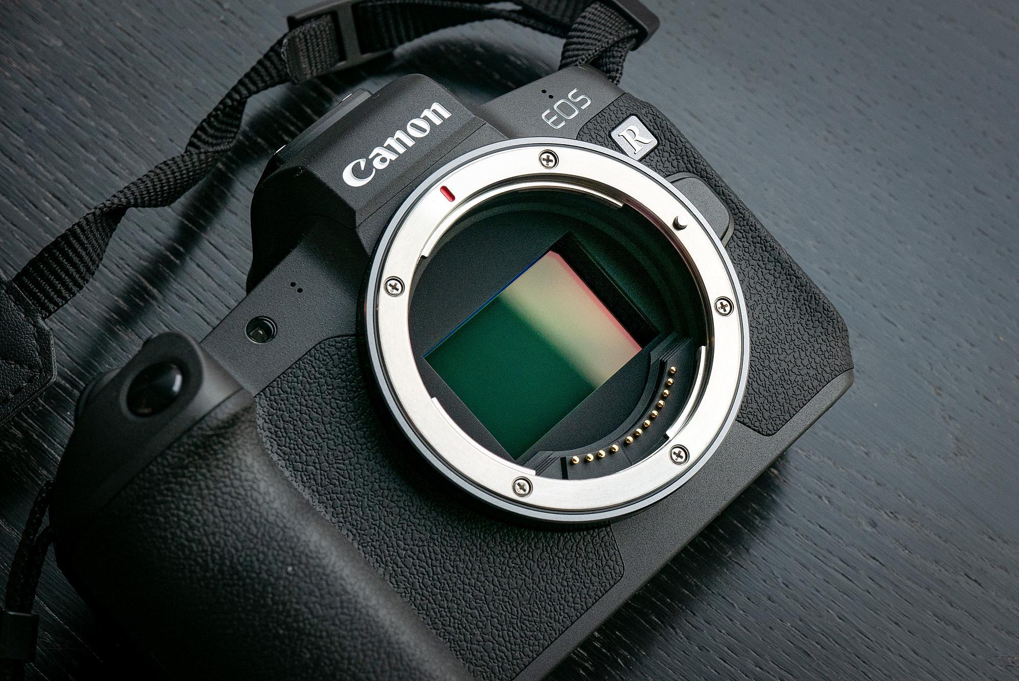 Canon EOS R  Vi har provat hela systemet  b468998f88900