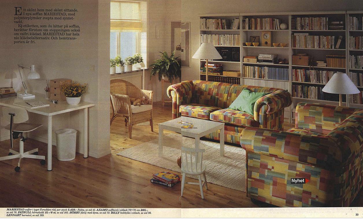 Se nostalgiska bilder på IKEA:s digitala katalogmuseum