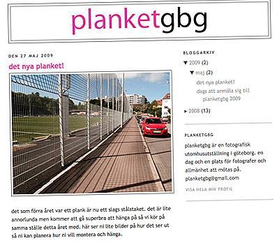 Fotoplank 2 Meter.200 Meter Fotoplank I Goteborg Kamera Bild