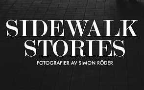 Sidewalk stories, Simon Röder