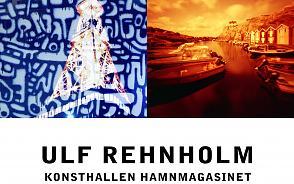 Ulf Rehnholm 68konst Konsthallen Hamnmagasinet Askersund