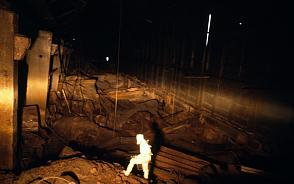 Inside Chernobyl Reactor 4, World Press Photo Golden Eye Award 1991