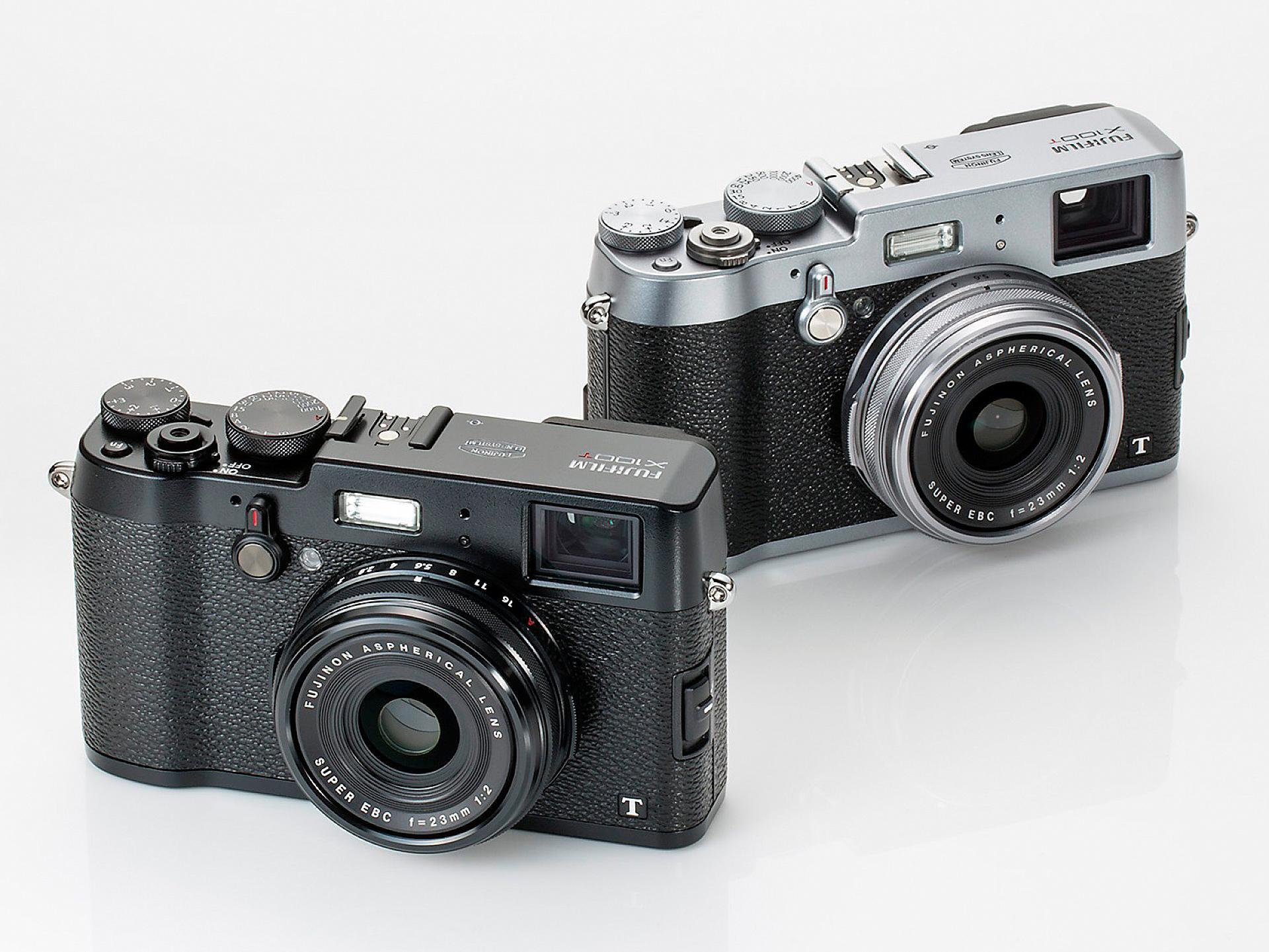 Fujifilms nya X100T