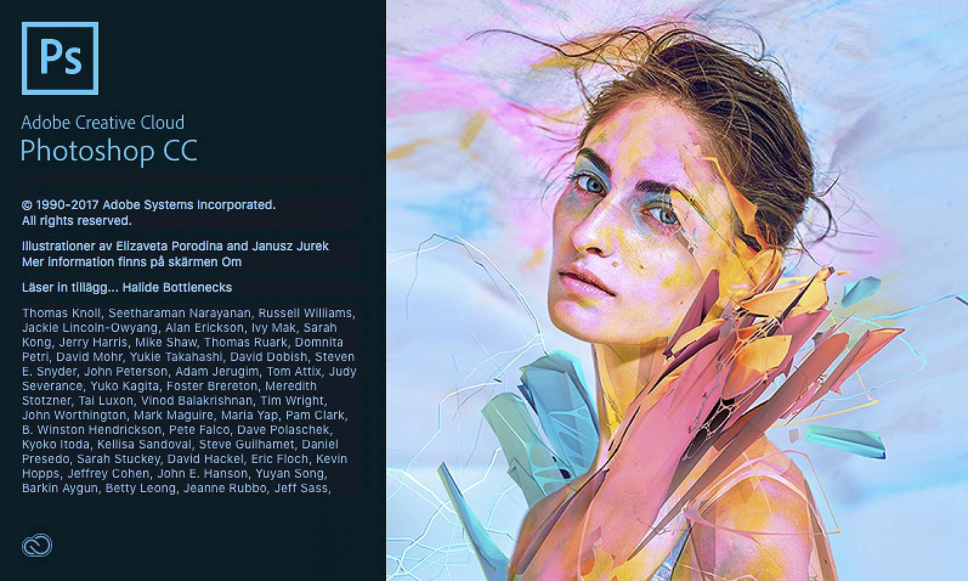 دانلود Adobe Photoshop CC 2018 v19.0.0.24821 x86/x64 - نرم افزار ادوبی فتوشاپ سیسی 2018