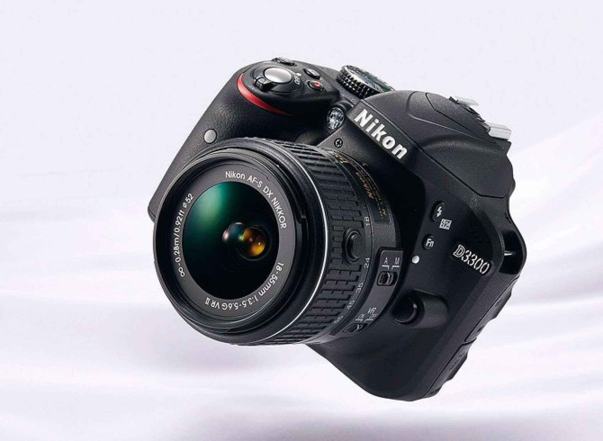 Test: Nikon D3300 – presterande instegskamera