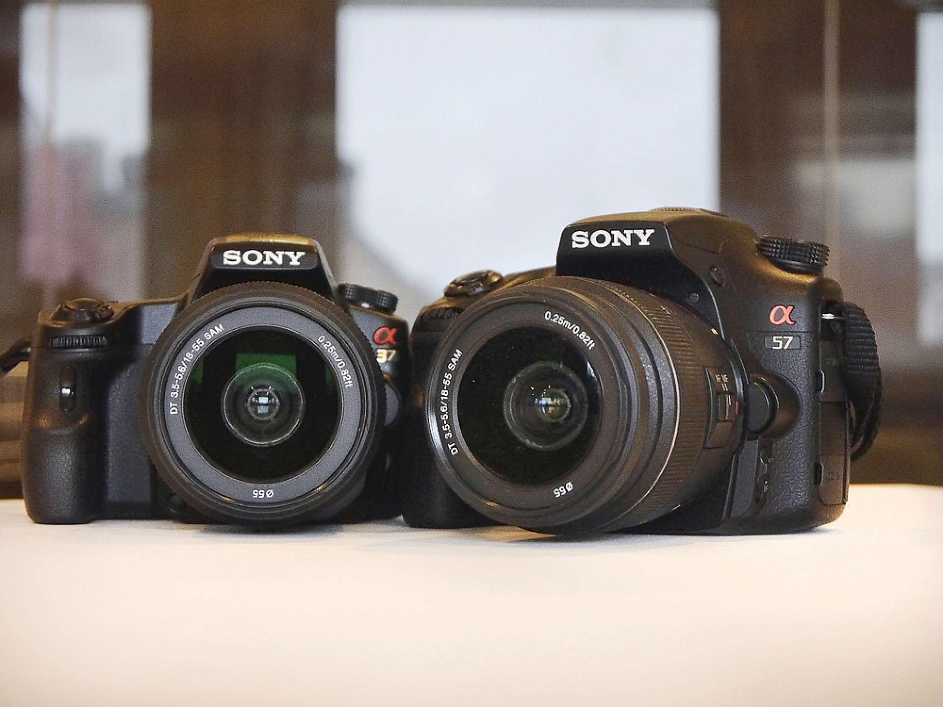 Enkel kamera med manga positiva sidor