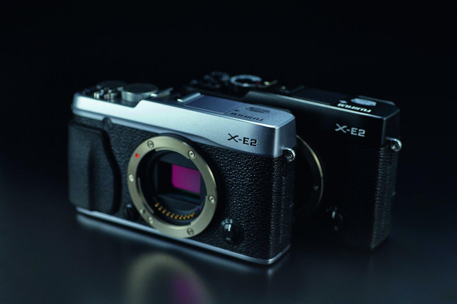 Test: Fujifilm X-E2 – finfixad entusiast