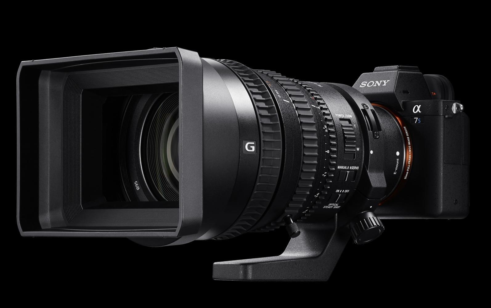 Nu kan du använda din Sony-kamera som webbkamera