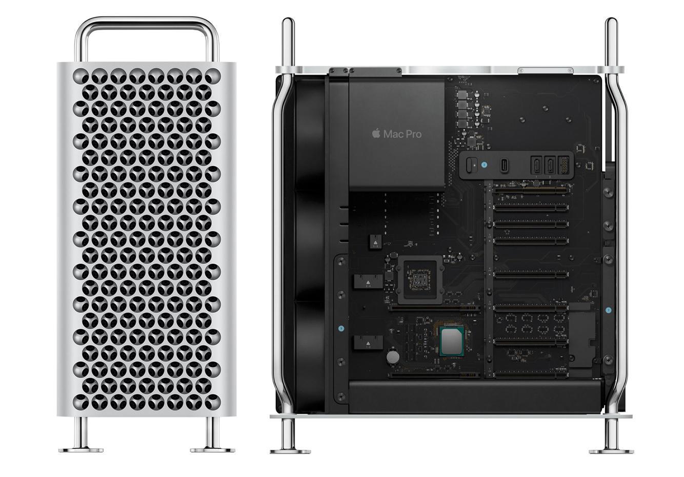 Nu kan du köpa Mac Pro med 128 GB GDDR6-grafikminne