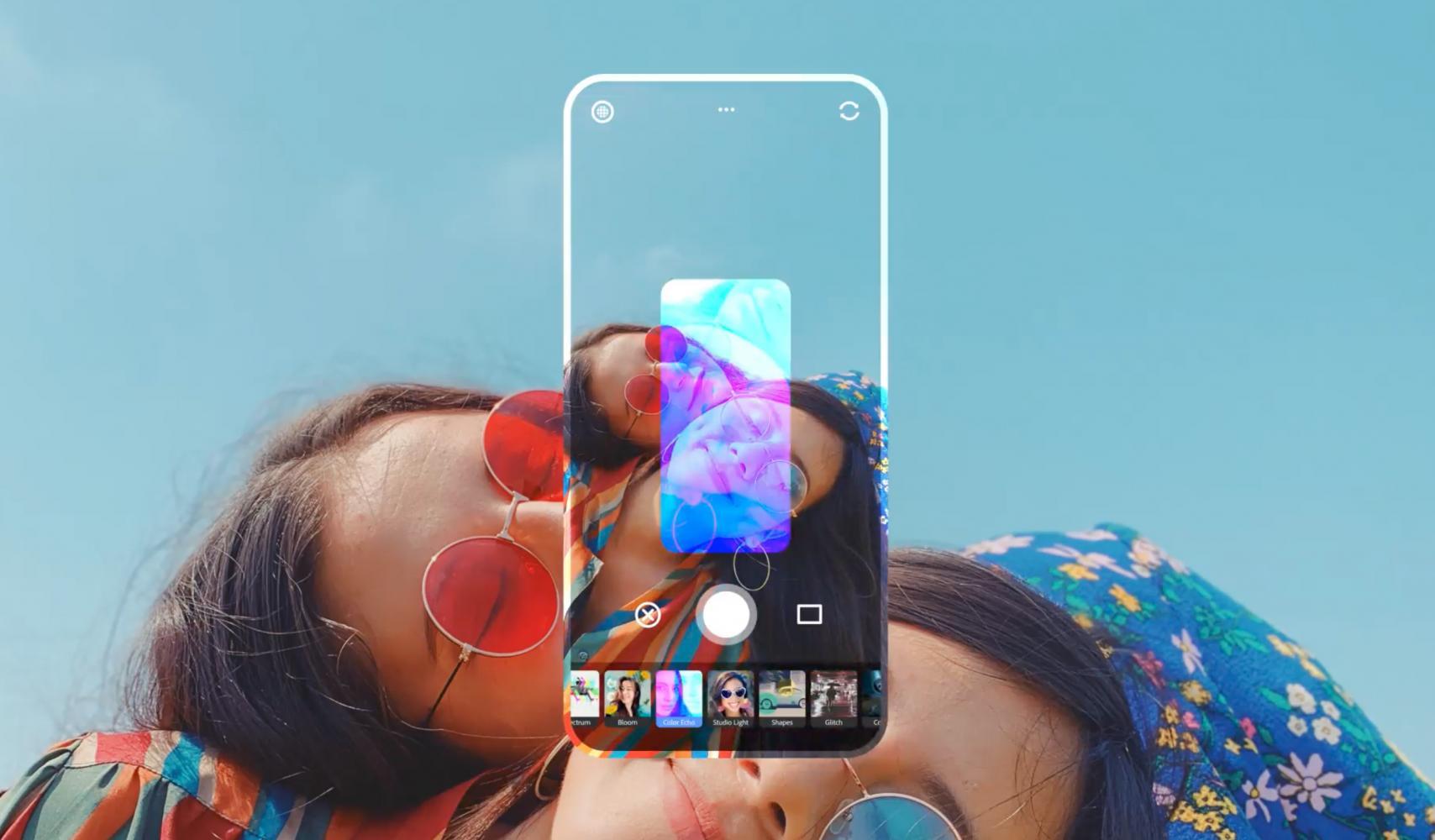 Adobe släpper mobilappen Photoshop Camera