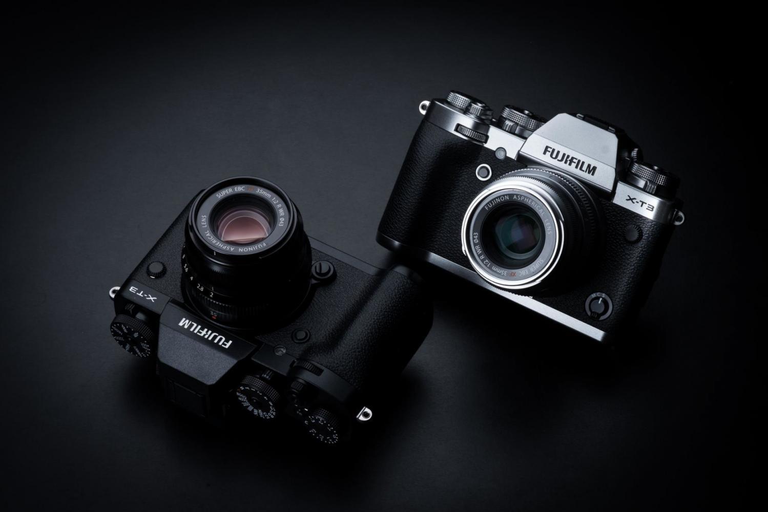 test fujifilm x t3 fulltr ff f r video kamera bild. Black Bedroom Furniture Sets. Home Design Ideas