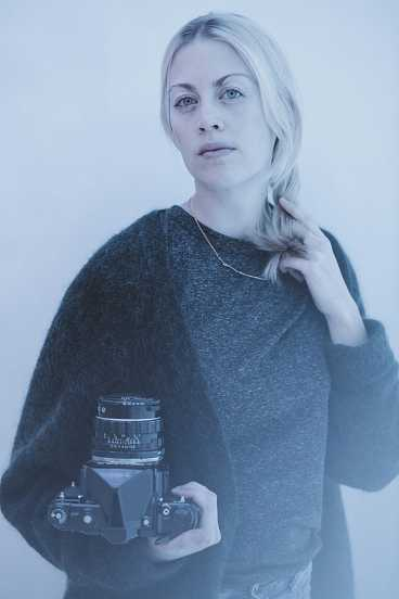 Fotografen Elin Berge