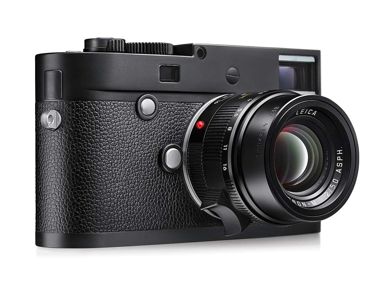 Nya Leica M Mnochrom