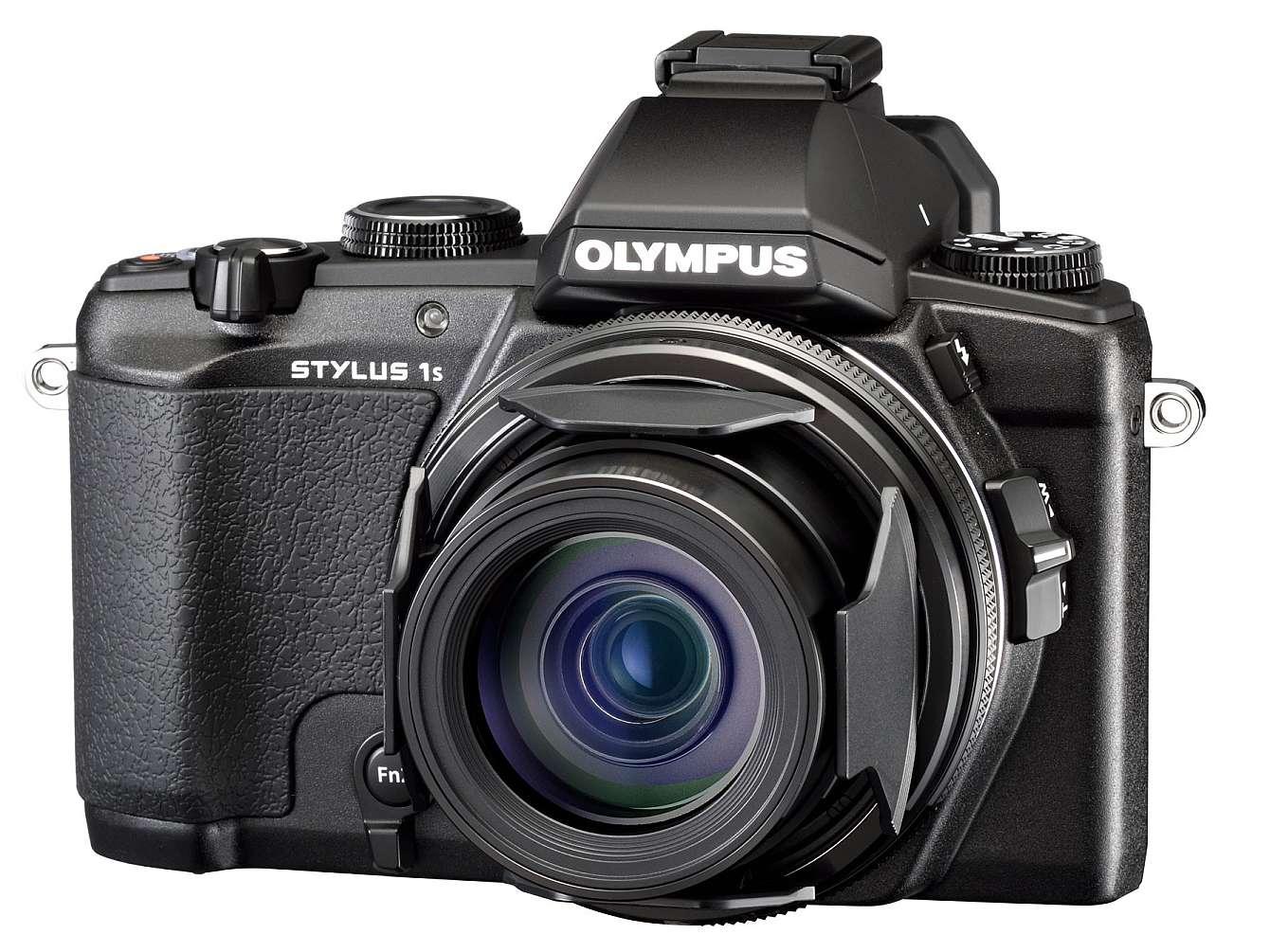 Nya kameran Olympus Stylus 1s