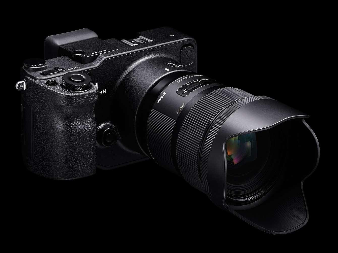 Sigmas nya kamera sd Quattro