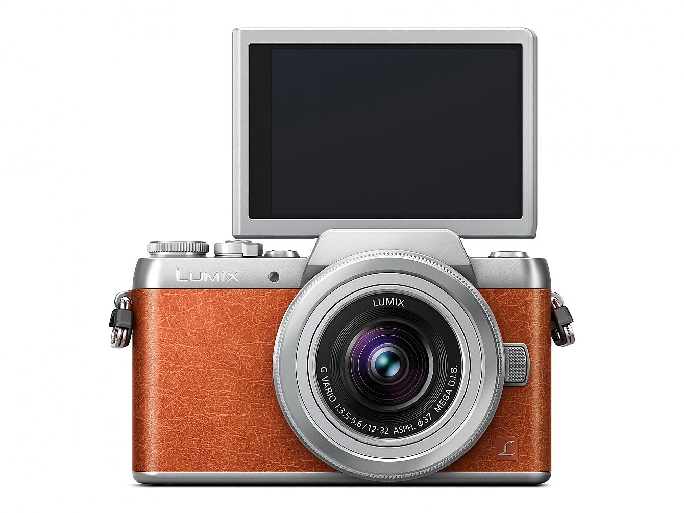 Den nya Panasonic GF8