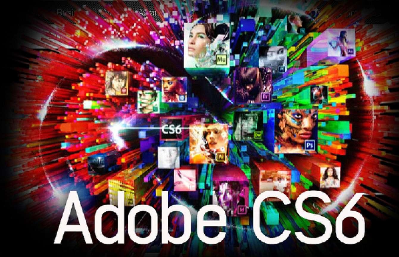 Loggorna för Adobe CS6