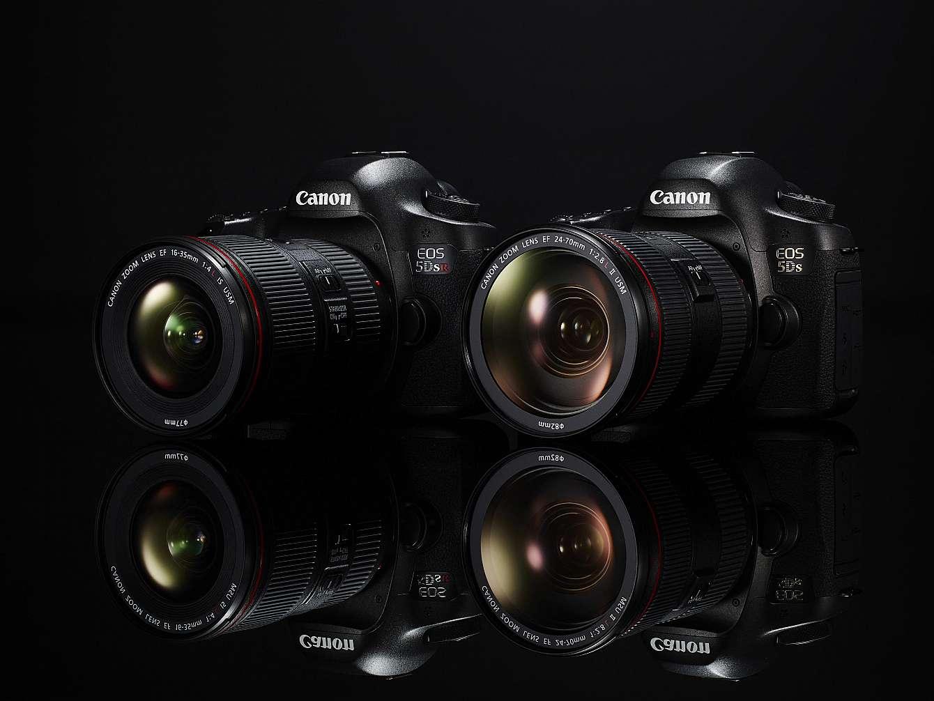Nya Canon 5DS och 5DS R