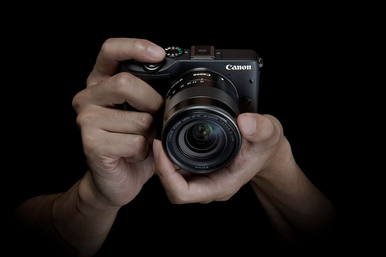 Nya Canon EOS M3