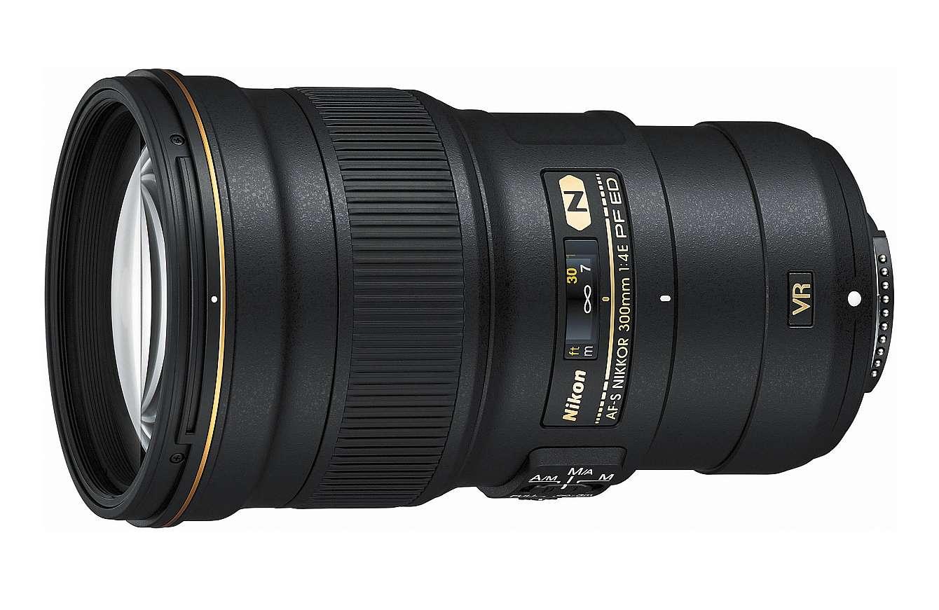 NIkon 300mm f/4 PF ED VR