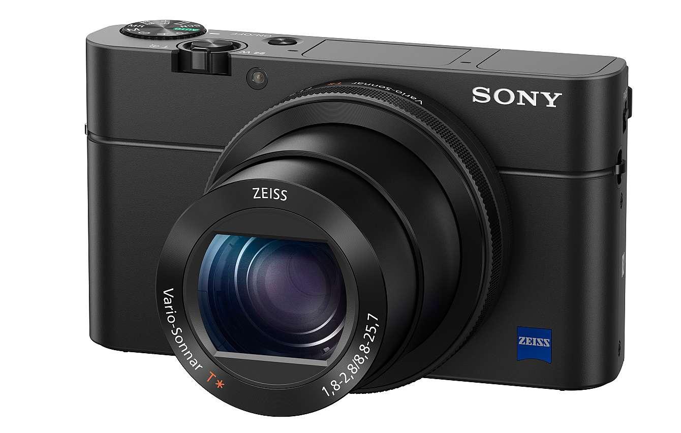 Sonys avancerade kompaktkamera RX100 IV