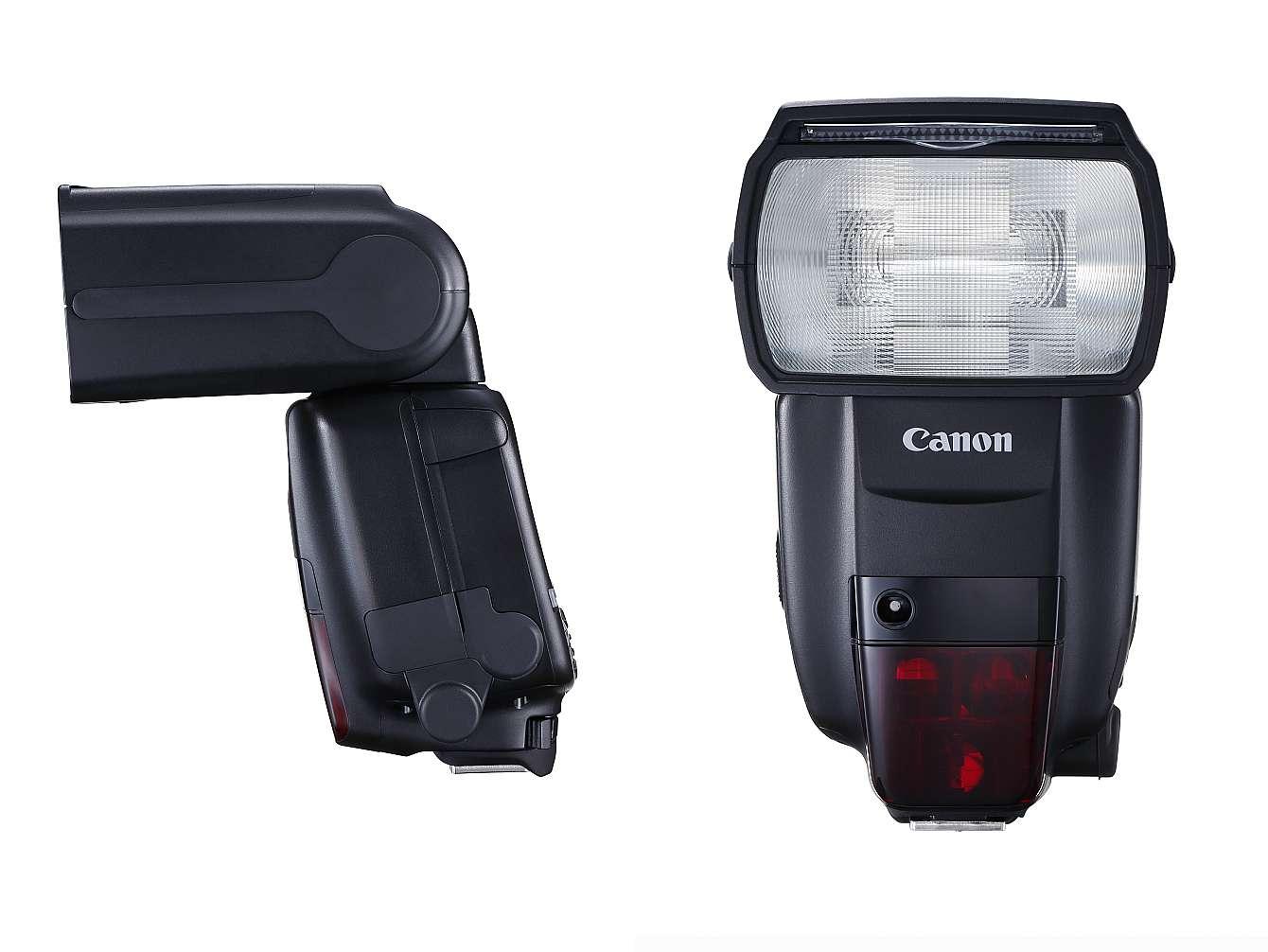 Canons nya 600EX II-RT