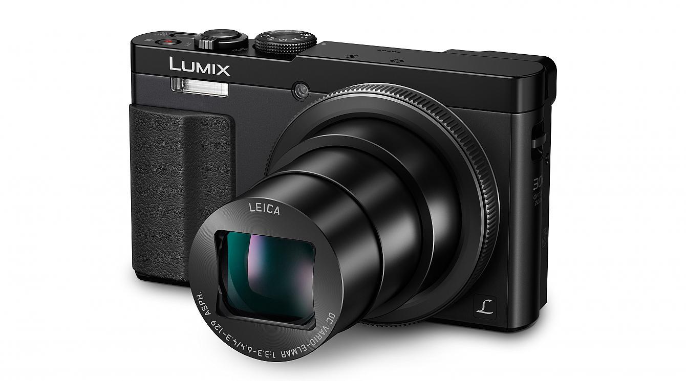 Panasonics komaktkamera TZ70