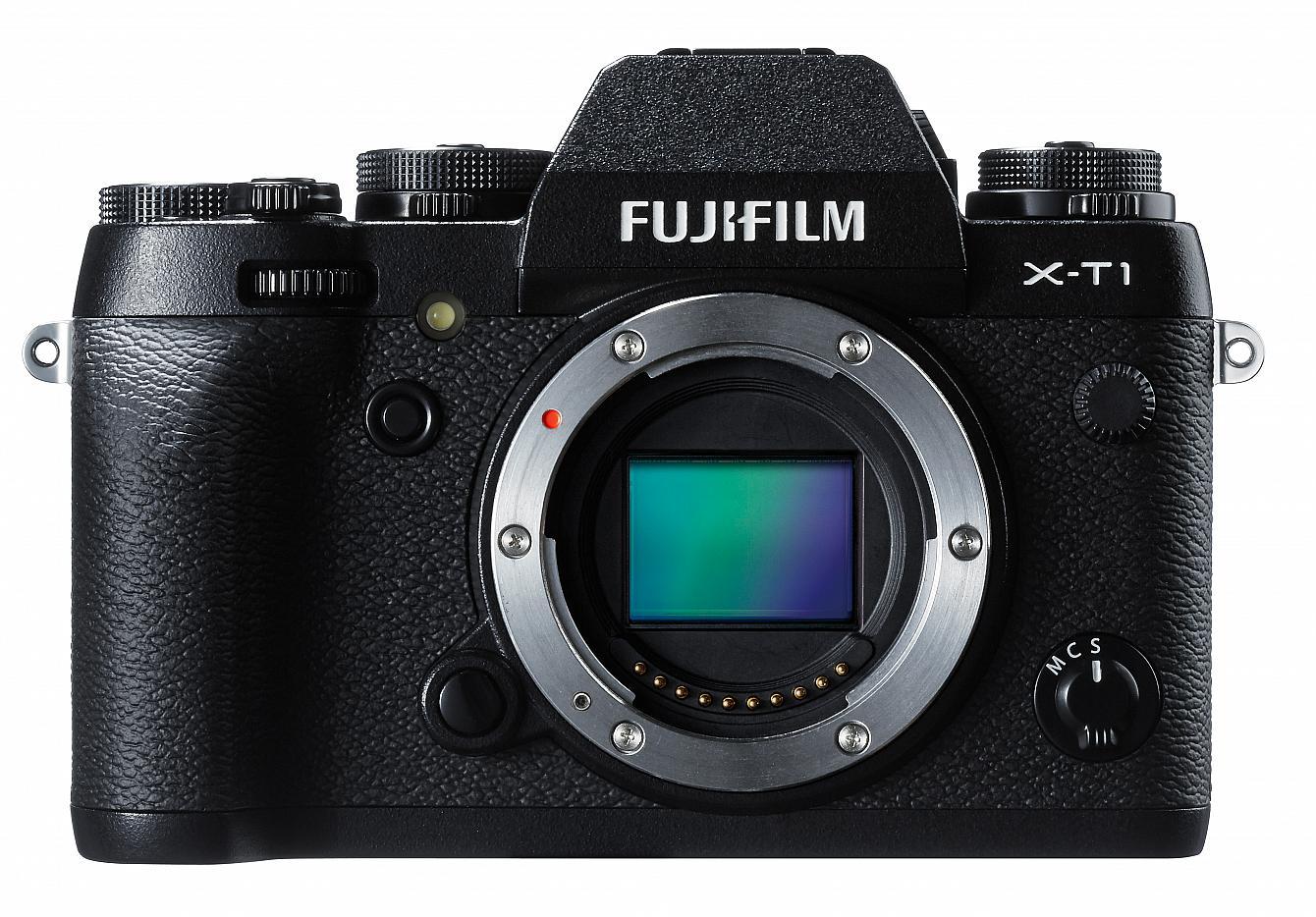 Fujitilms X-T1 IR