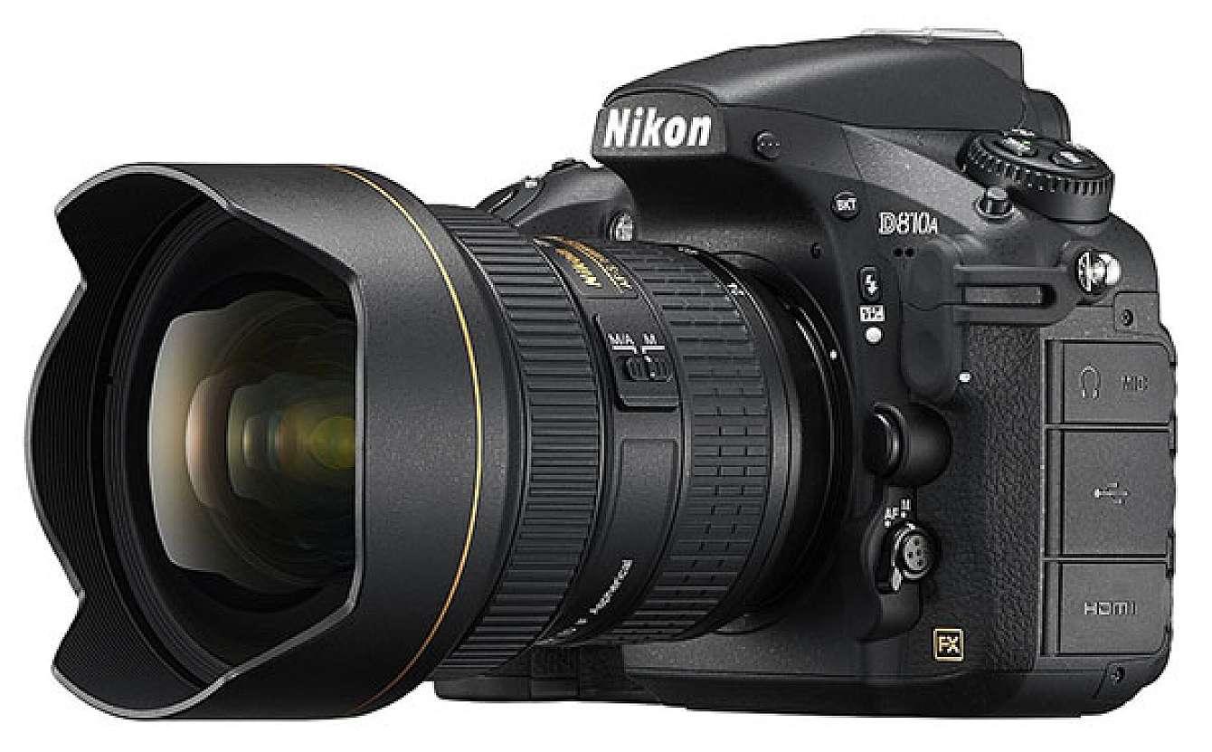 Nya Nikon D810A
