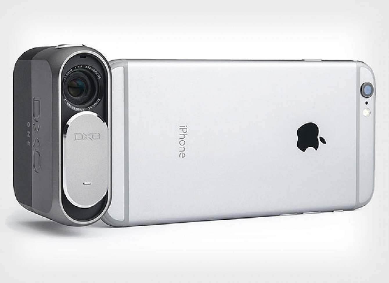 dxo one med en iphone