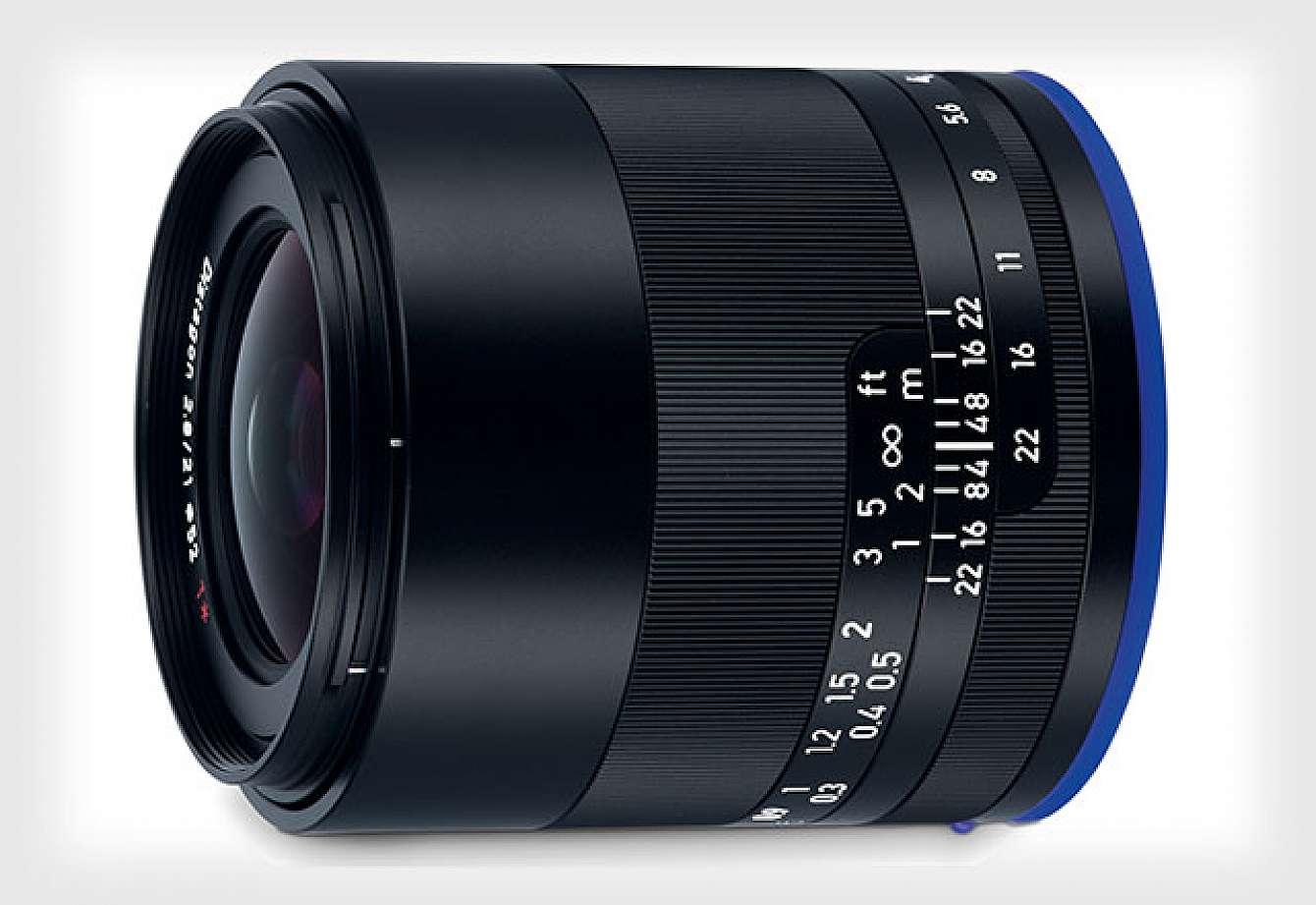 Zeiss Loxia 21mm f/2,8 för Sony E