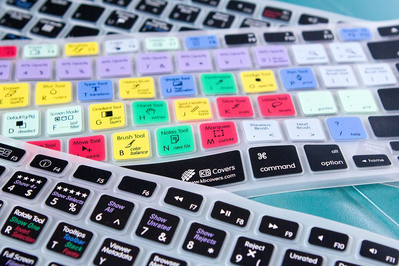 Fusk kortkommandon till tangentbord