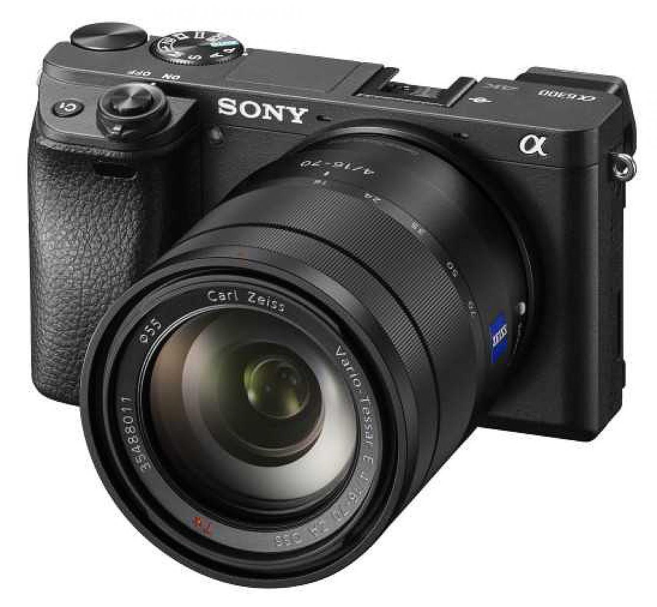 Sonys nya kamera A6300.